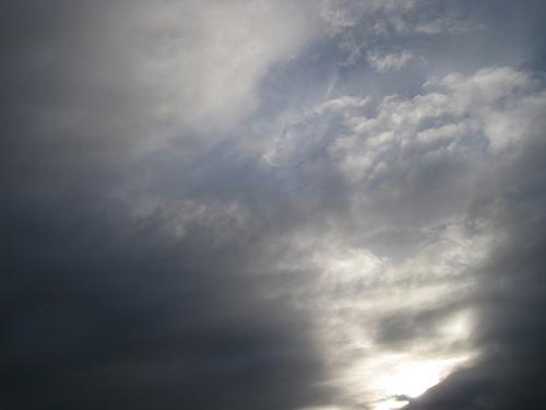 Melbourne sky 090604