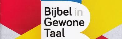 BijbelInGewoneTaal