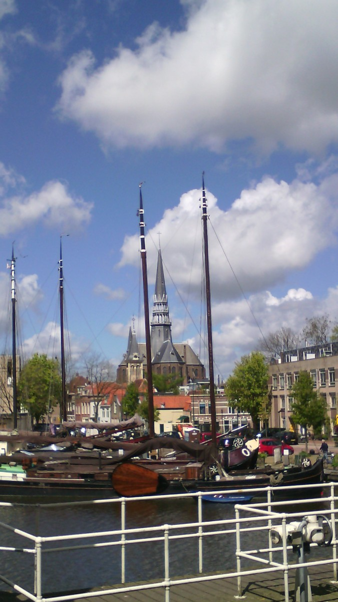 Gouwekerk_haven
