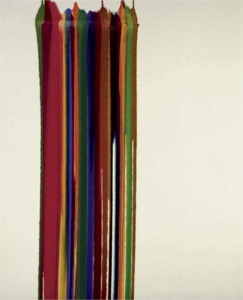 Morris Louis, Bellatrix, 1961