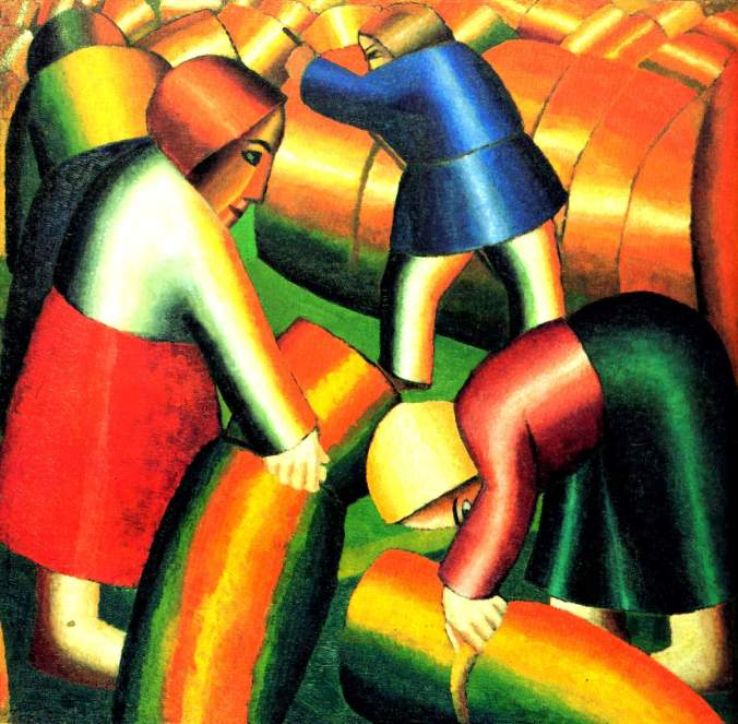 taking-in-the-harvest-1911_Malevich