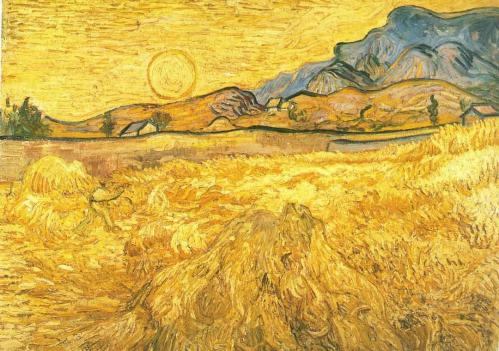 VanGogh_Landschap