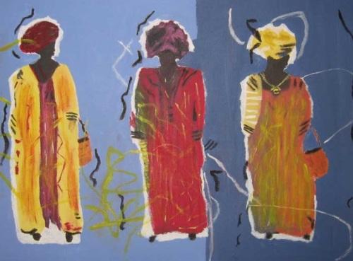 Galerie_Margerie_AfrikaanseVrouwen