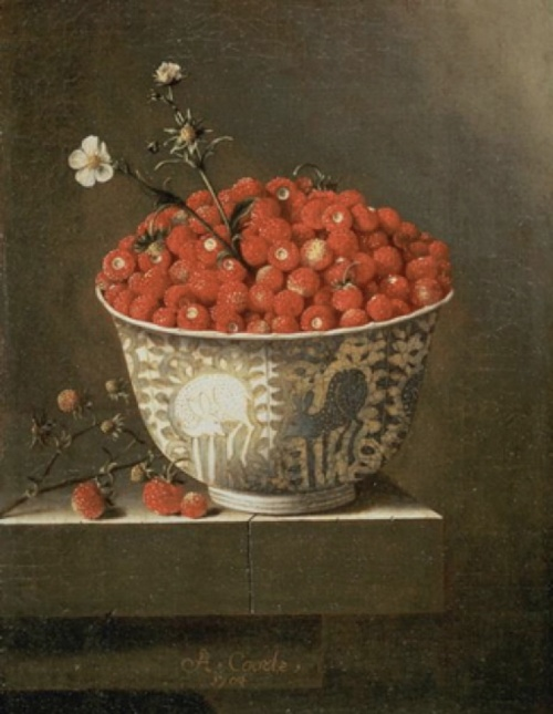 BowlofStrawberries_Adrien Coorte