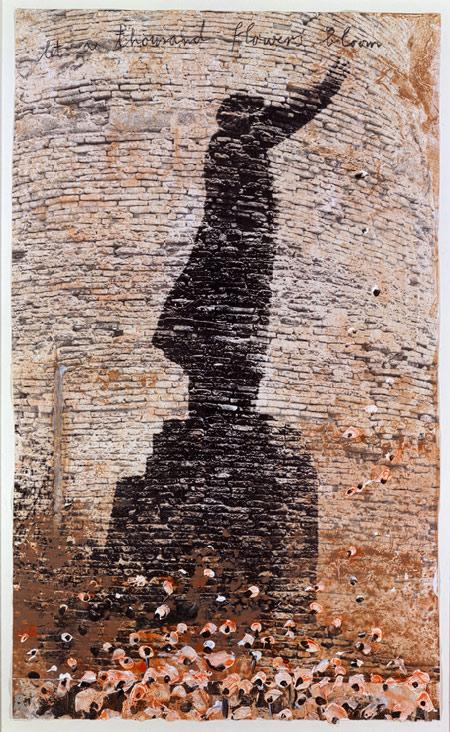 Anselm Kiefer, Let a Thousand Flowers Bloom, 2000