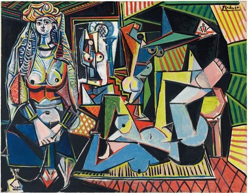 Pablo Picasso, Les femmes d'Alger Version 1955