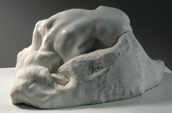 Auguste Rodin, Danaïde, 1889