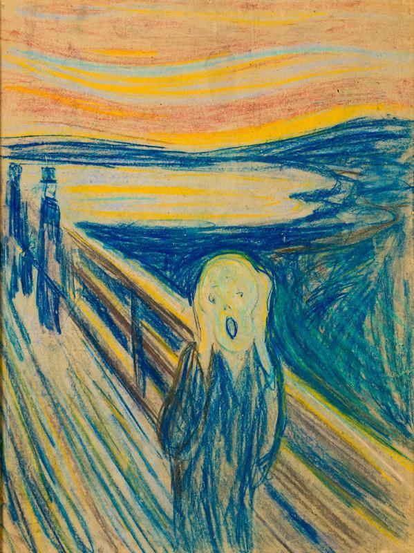 De Schreeuw, Munch