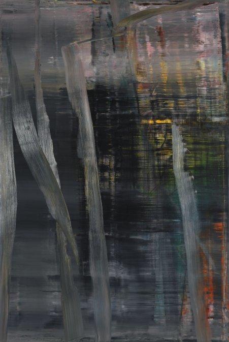 Gerhard Richter, Wald, 2005