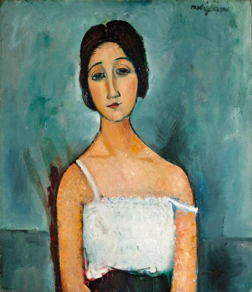 Amedeo_Modigliani_-_Christina