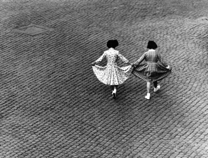 Dance of the Dresses. Summer, Rome 53