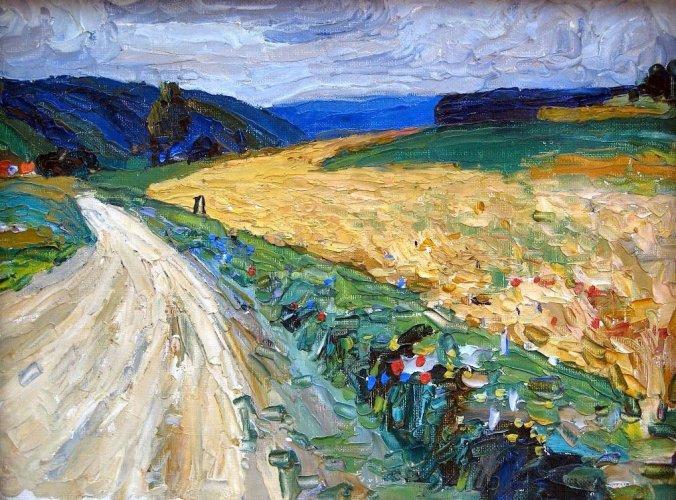 Kallmünz - Wassily Kandinsky, 1903