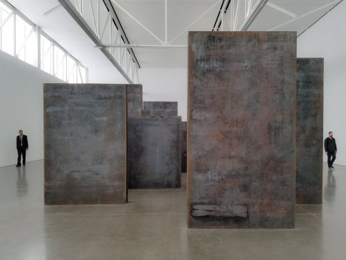 RICHARD SERRA - GAGOSIAN_2