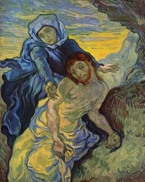Vincent-van-Gogh's-Pietà_Florence
