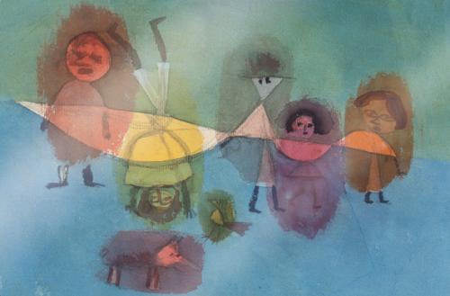glasschilderij_paulklee_groepkinderen